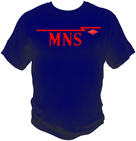 Minneapolis Northfield & Southern Logo Faded Glory Shirt