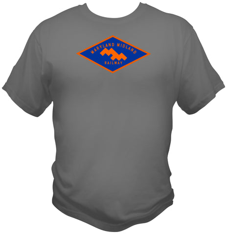 Maryland Midland Railway Logo Shirt