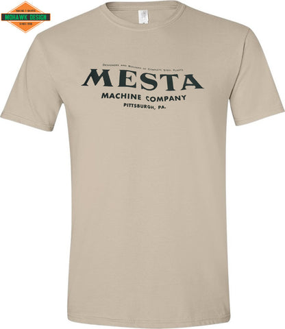 Mesta Machine Co. Shirt