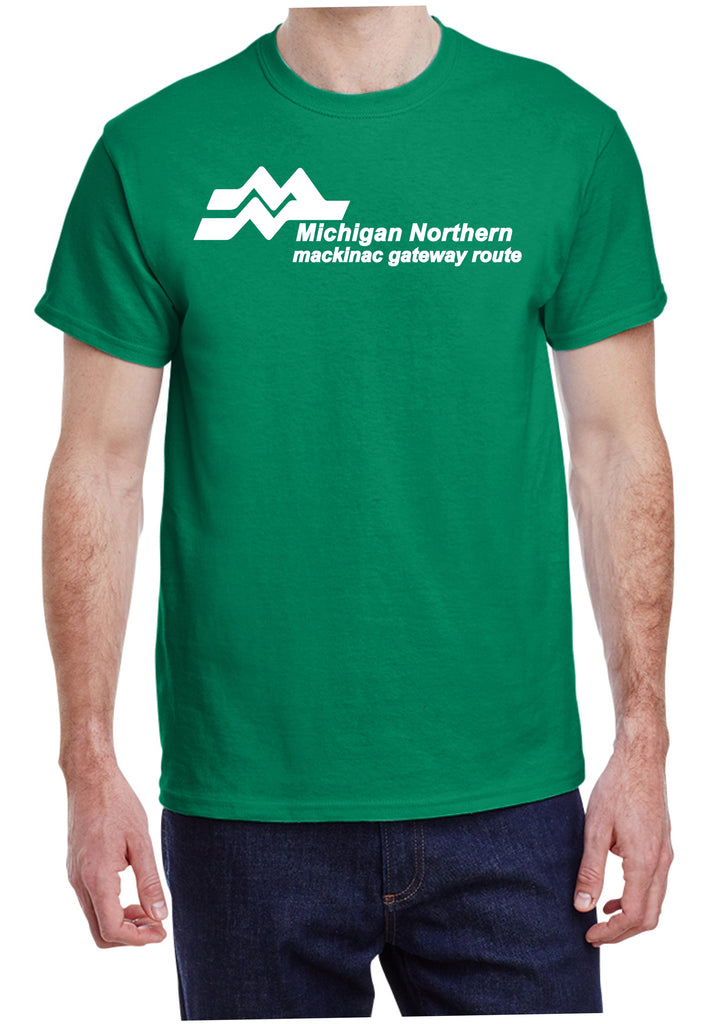 Michigan Northern Railroad Shirt