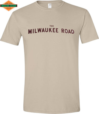 Milwaukee Road SD40-2 Shirt