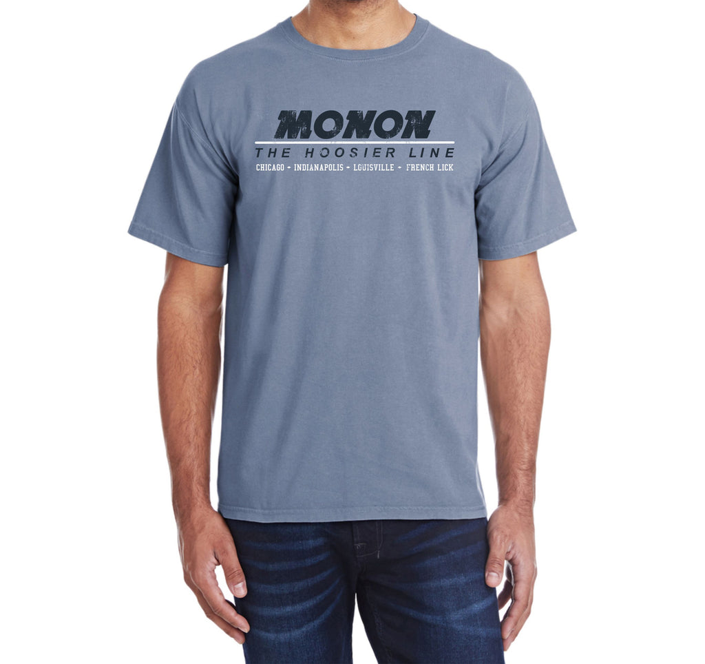 Monon Railroad Faded Glory Shirt