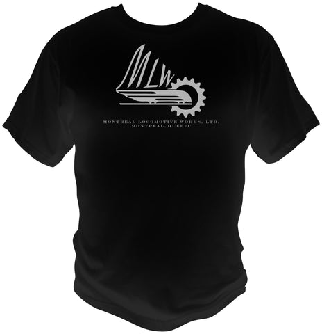 Montreal Locomotive Works, LTD.  Shirt