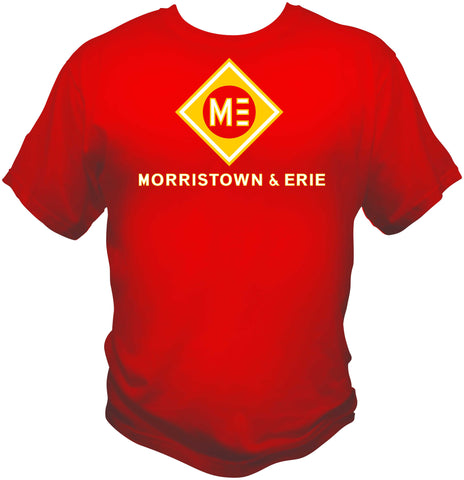 Morristown & Erie Railway Shirt