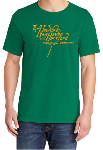 "New Haven ""Menu""  Logo Shirt"