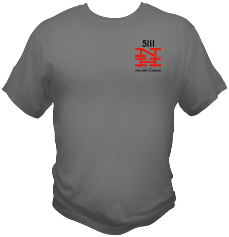 New Haven Pullman Standard MU Car Shirt