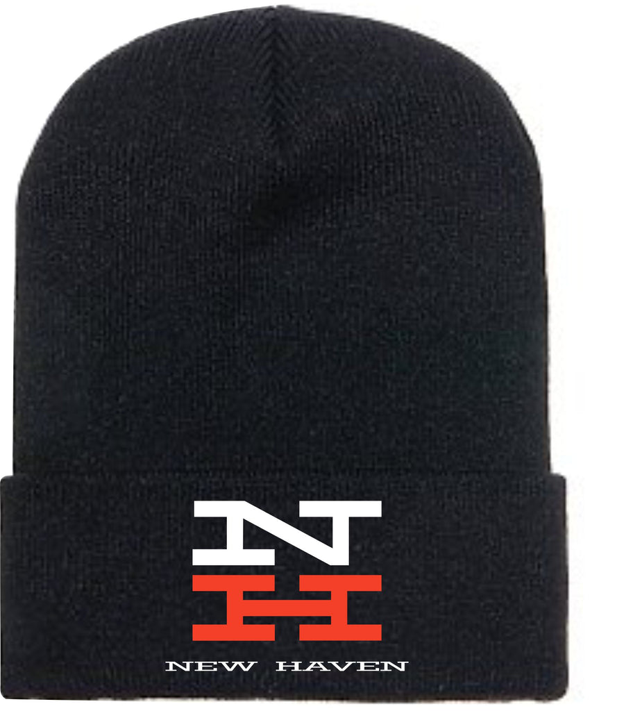 New Haven McGinnis Logo Embroidered Toboggan