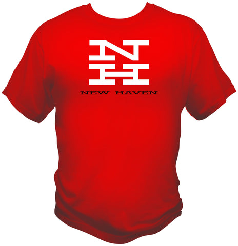 New Haven Patrick McGinnis Logo Shirt