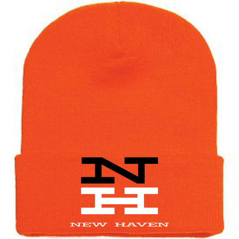 "New Haven ""McGinnis"" Logo Embroidered Toboggan"