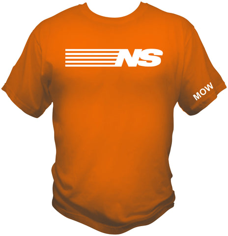 NS (Norfolk Southern) MOW Logo Shirt
