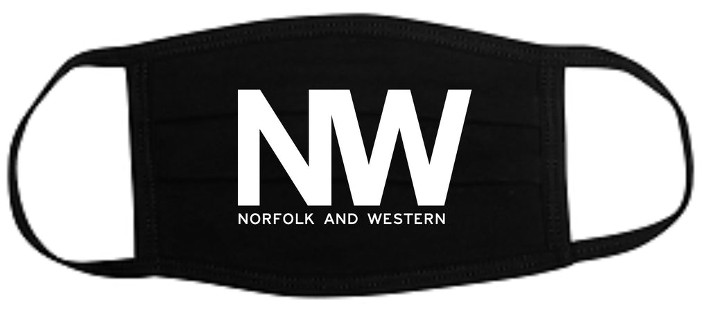 Norfolk and Western Mask