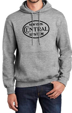 New York Central Freight Logo Hoodie