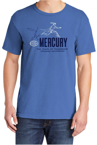New York Central Mercury Faded Glory Shirt