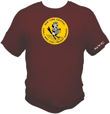 "NYC ""Early Bird Fast Freight"" Shirt"