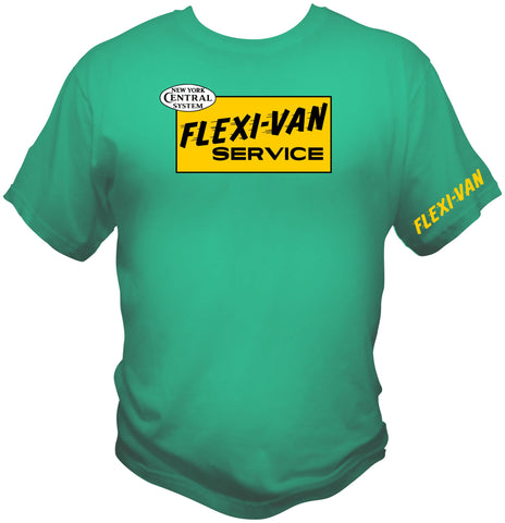 NYC Flexi- Van Shirt