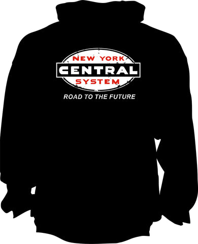 NYC Road to the Future Hoodie