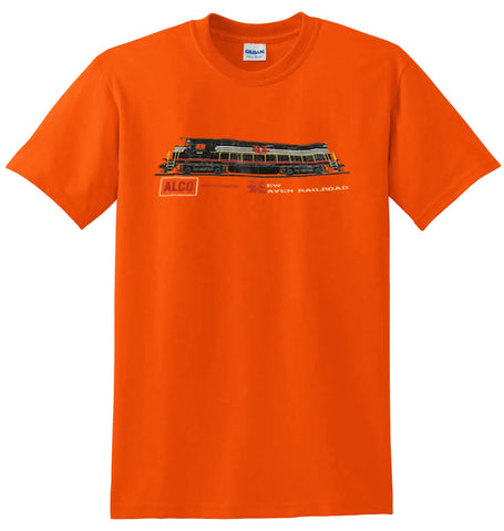 New Haven Railroad (Alco) Shirt