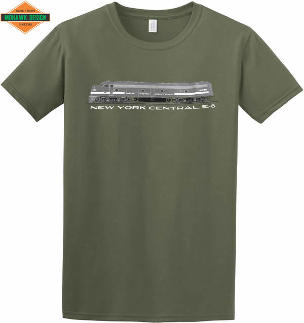 New York Central E-8 Shirt