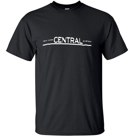 New York Central System with Recording Marks Shirt