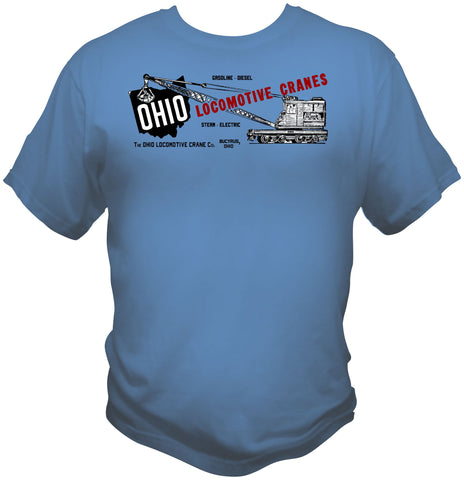 Ohio Locomotive Crane Co. Shirt