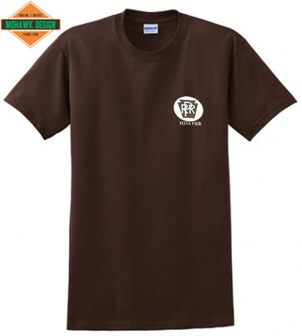 Pennsylvania Railroad PRR H21A Shirt