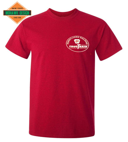 Pennsylvania Railroad TrucTrain Service Shirt