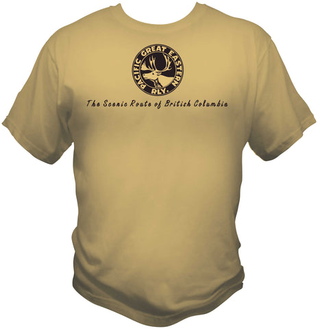 Pacific Great Eastern Railway Logo Shirt