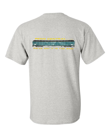 Penn Central Baggage Car B60 Shirt