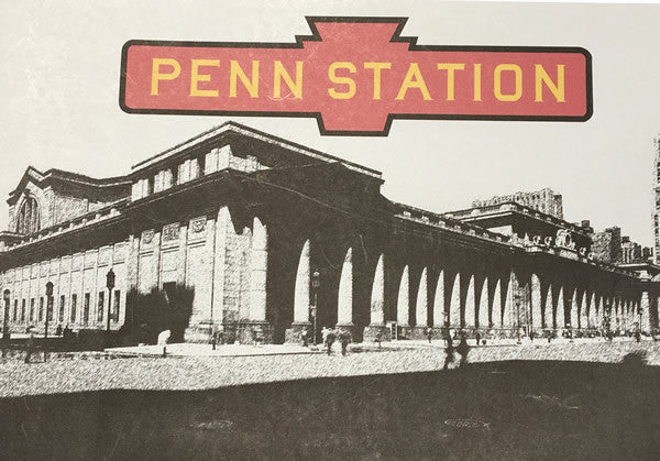 Penn Station Book