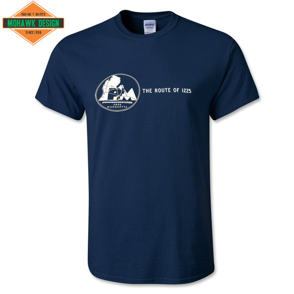 Pere Marquette - Route of 1225 Shirt