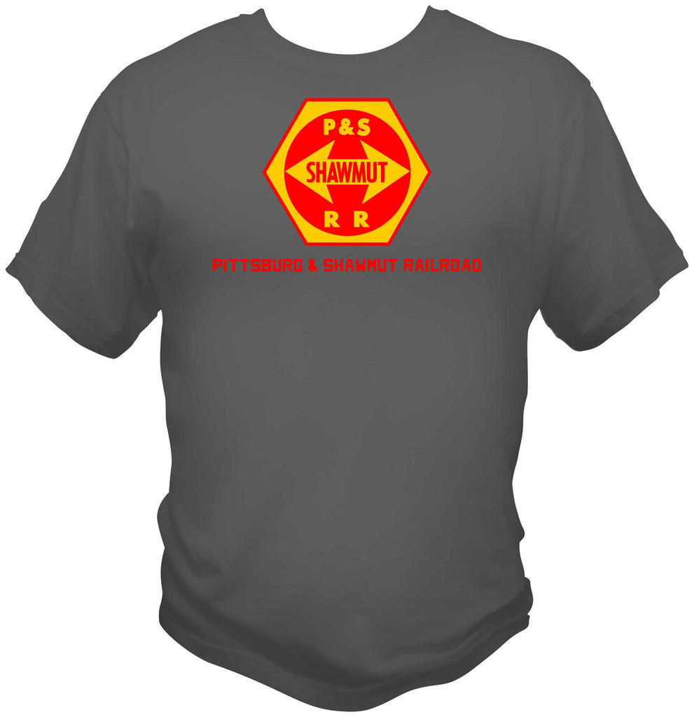 Pittsburg & Shawmut Railroad Shirt