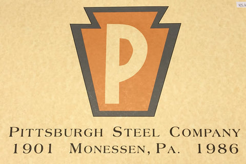 Pittsburgh Steel Company Book