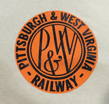 Pittsburgh & West Virginia Railway Shirt