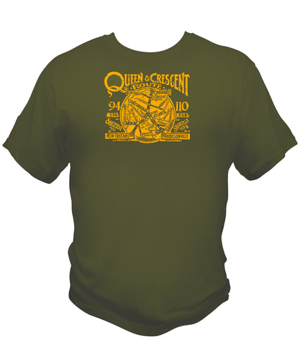 Queen & Crescent Route Faded Glory Shirt