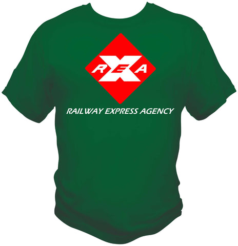 REA Railway Express Agency Shirt