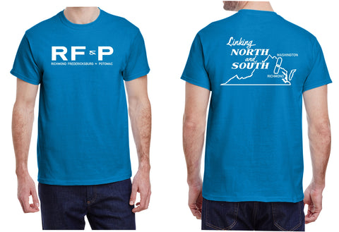 "RF&P ""Linking North and South"" Logo Shirt"