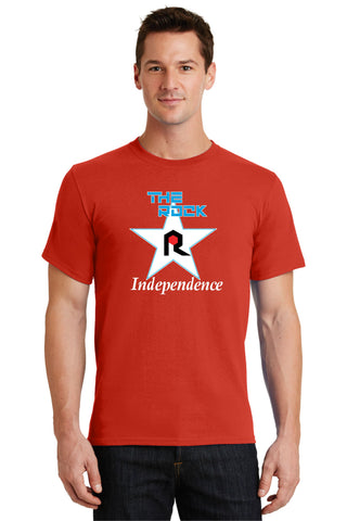 Rock Island Railroad 1976 Independence Logo Shirt