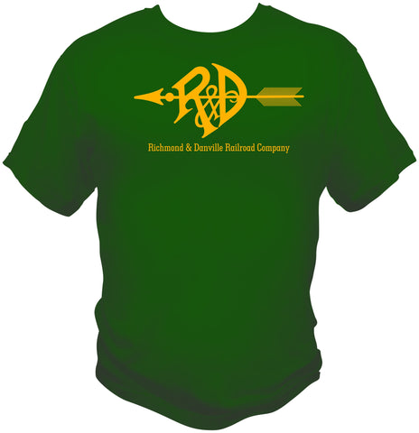 Richmond and Danville Railroad Company Shirt