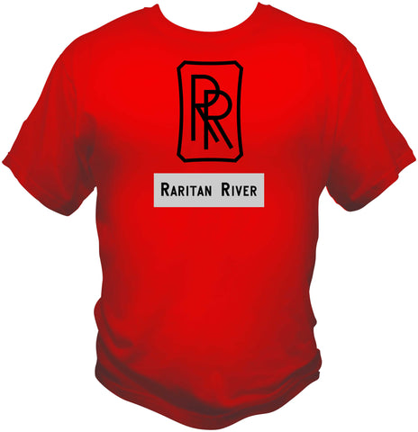 Raritan River Rail Road Shirt
