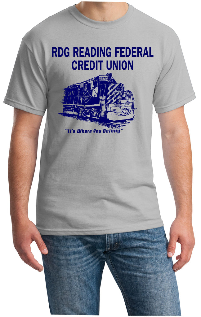 Reading Federal Credit Union Logo Shirt