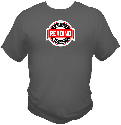 Reading Anthracite Coal Logo  Shirt