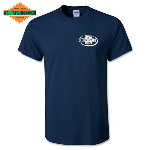 Republic Steel Logo Shirt