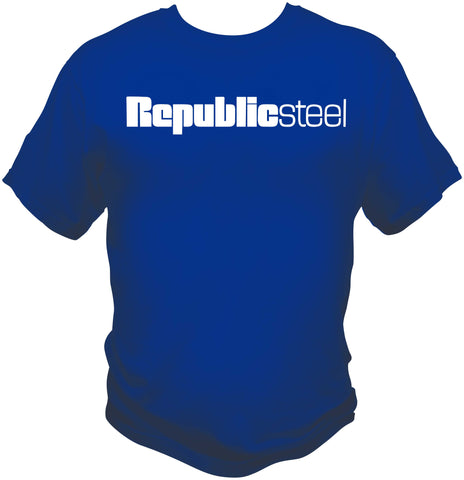 Republic Steel Last Logo Shirt
