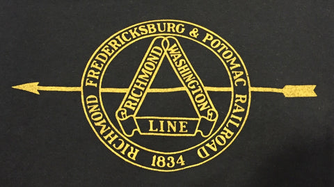 Richmond Fredericksburg & Potomac Railroad Shirt