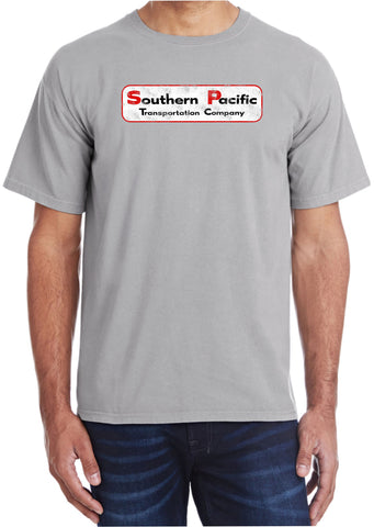 Southern Pacific Transportation Company Faded Glory Shirt