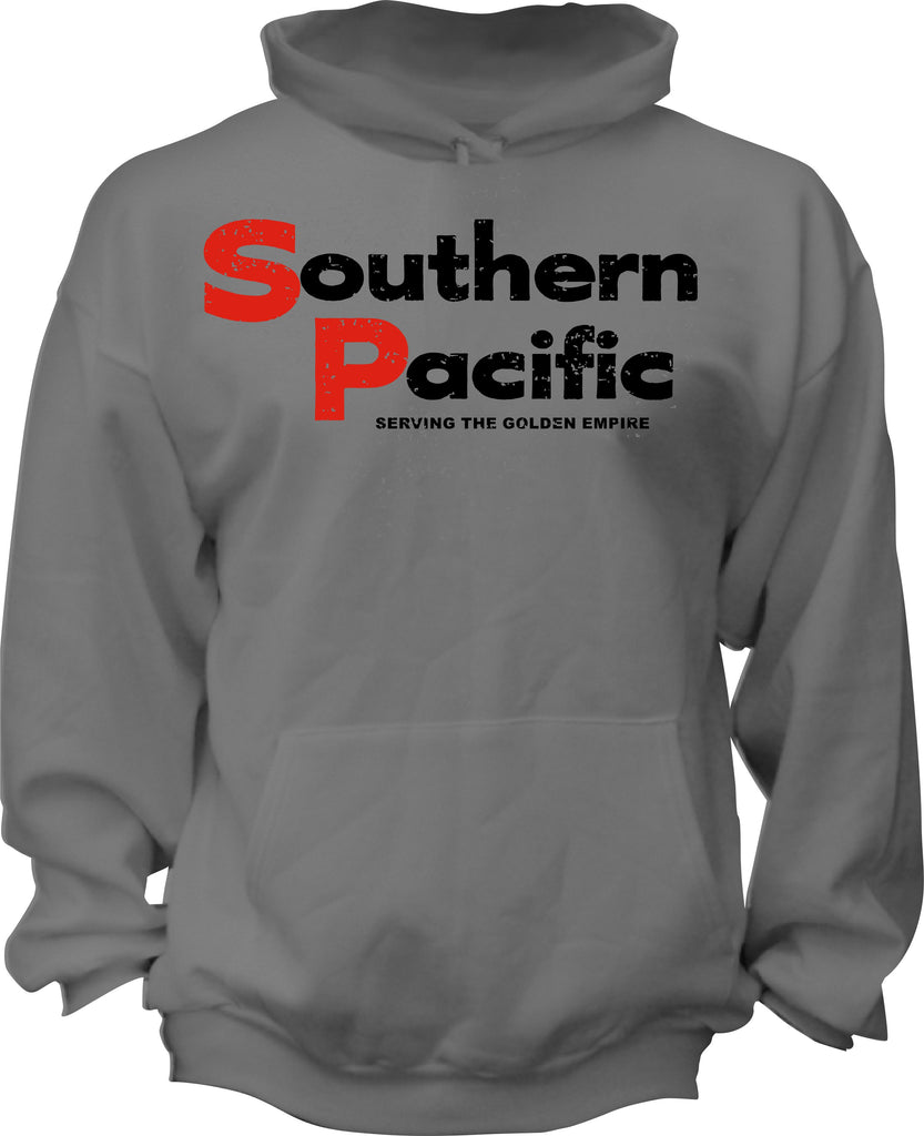 Southern Pacific Faded Hoodie