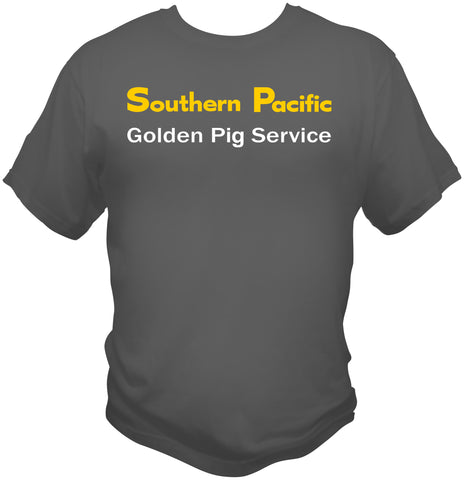 Southern Pacific Golden Pig Service Shirt