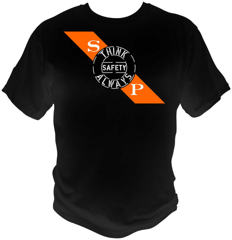 Southern Pacific Safety Slogan Shirt