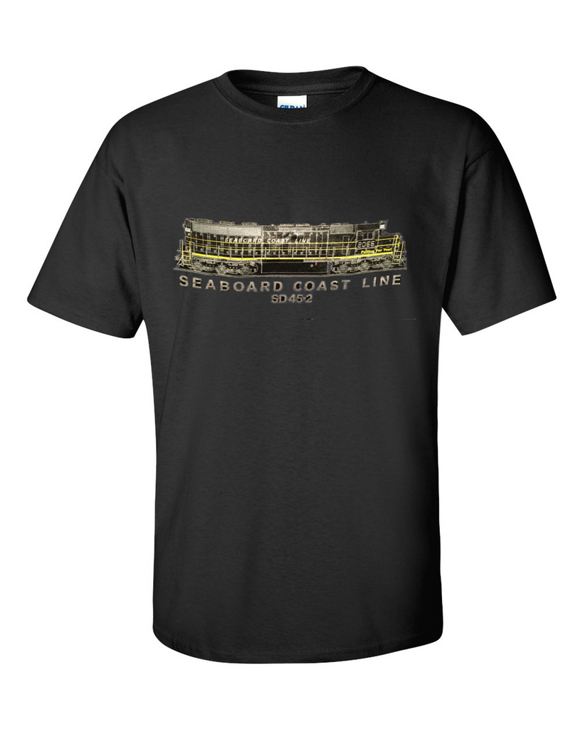 Seaboard Coast Line SD45-2 Shirt