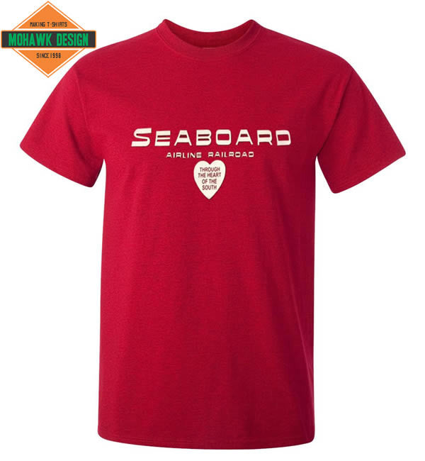Seaboard Airline Railroad Shirt